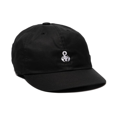 SOPHNET. Scorpion Cap Black, Headwear