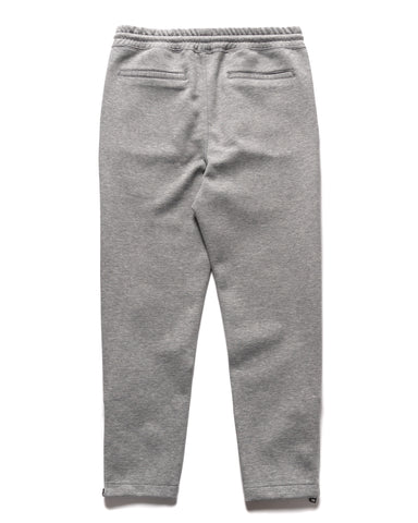 Sophnet. Tech Knit Slim-Fit Hem Zip Easy Pants Gray, Bottoms