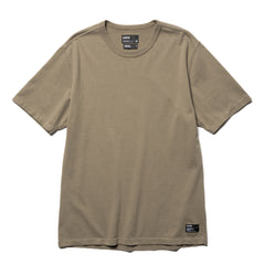 HAVEN Garment Dyed T-Shirt - Cotton Jersey Bark, T-Shirts