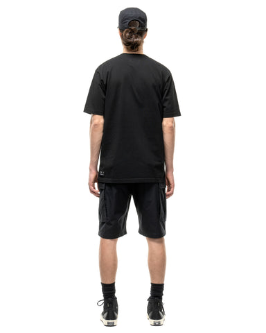 HAVEN 2-Pack S/S T-Shirt - Cotton Jersey Black, T-Shirts