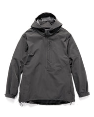 HAVEN Chinook Anorak - Schoeller® Dryskin Nylon Anthracite, Outerwear