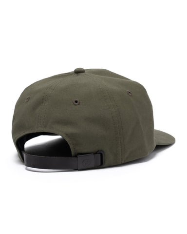 HAVEN Field Cap - EtaProof HD Cotton Olive, Headwear