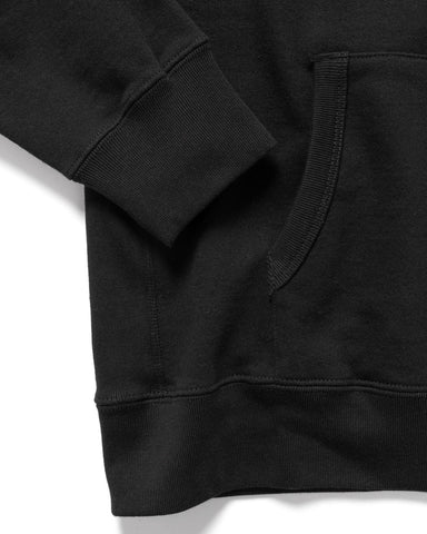 HAVEN Midweight Pullover - Cotton Terry Black, Sweaters