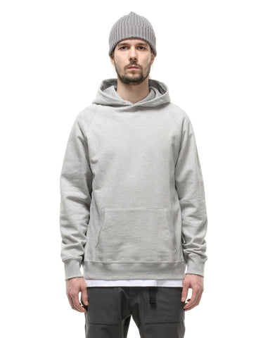 HAVEN Midweight Pullover - Cotton Terry H.Grey, Sweaters
