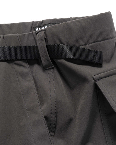 HAVEN Solo Shorts - Schoeller® Dryskin Nylon Anthracite, Bottoms