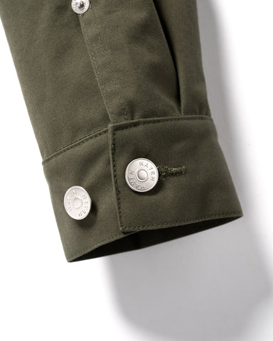HAVEN Station Jacket - Stotz® EtaProof™ Cotton Olive, Outerwear