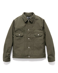HAVEN Station Jacket - EtaProof HD Cotton Olive, Outerwear