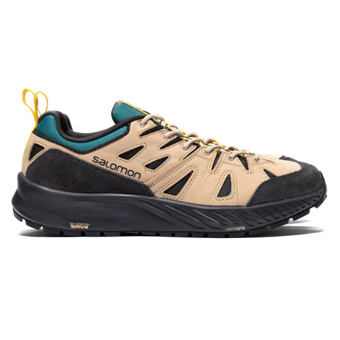 Salomon Advanced Odyssey ADV Safari/Shaded Spruce/Sulphur, Footwear