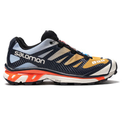 Salomon Advanced S/LAB XT-4 Advanced Kentucky Blue / Arrowwood / Red Orange, Footwear