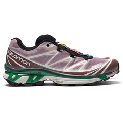 Salomon Advanced S/LAB XT-6 Advanced Quail/Peppercorn/Amazon, Footwear
