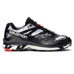 Salomon Advanced XT-4 ADV Black/White/High Risk Red, Footwear