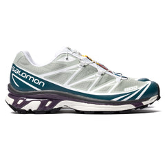 Salomon Advanced XT-6 ADV Mineral Gray/Mallard Blue/White, Footwear