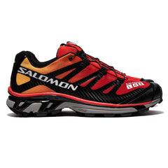 Salomon Advanced S/LAB XT-4 ADV Black/ Fiery Red/ Impact Yellow, Footwear