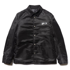 Junya Watanabe MAN eYe x Schott Nylon Twill Jacket Black, Outerwear