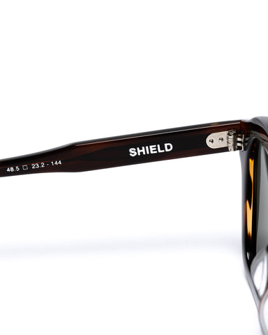 HAVEN Shield Sunglasses Amber, Accessories