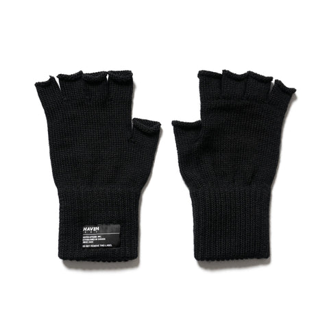 HAVEN Shooter Glove - Wool Black, Accessories