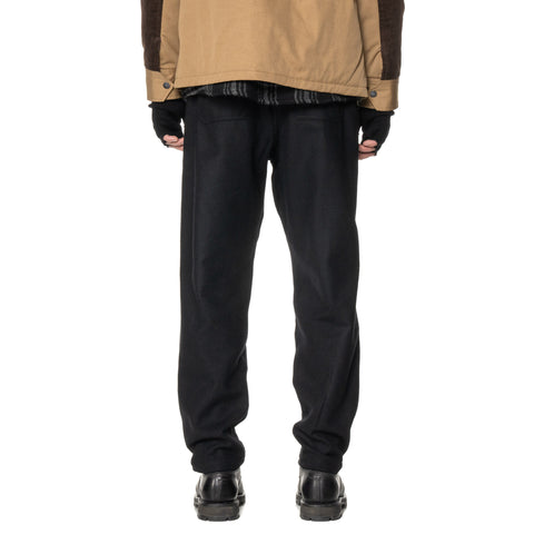 HAVEN Solo Pants - CORDURA® Combat Wool Black, Bottoms