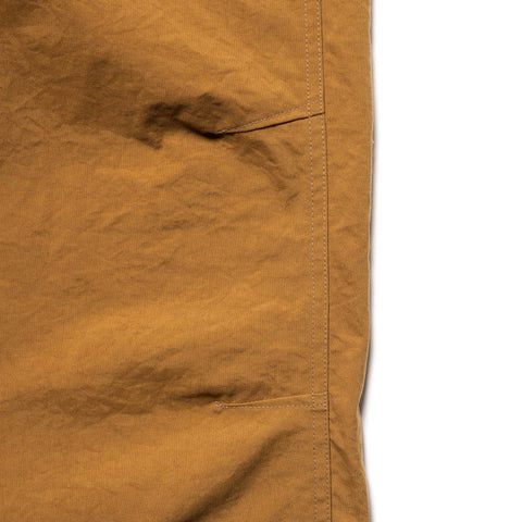 HAVEN Solo Pants - Nylon Taslan Cognac, Bottoms