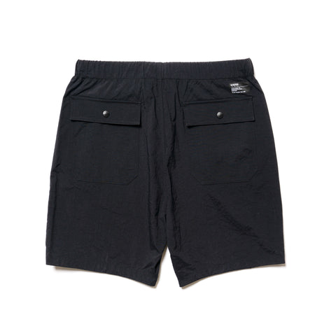 HAVEN Solo Shorts - Nylon Taslan Black, Bottoms