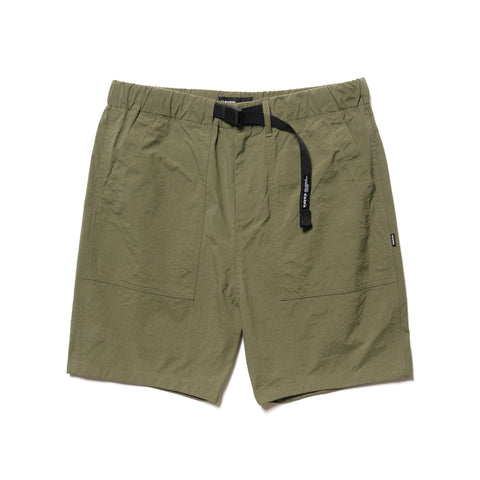HAVEN Solo Shorts - Nylon Taslan Olive, Shorts
