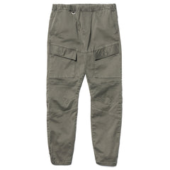 SOPHNET. Front Pocket Ribbed Cargo Pants Gray, Bottoms