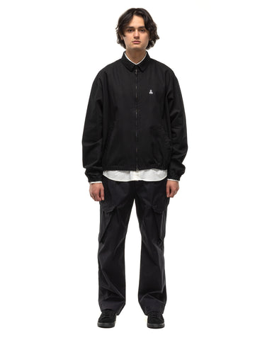 Sophnet. Relax Fit Swing Top Blouson Black, Outerwear