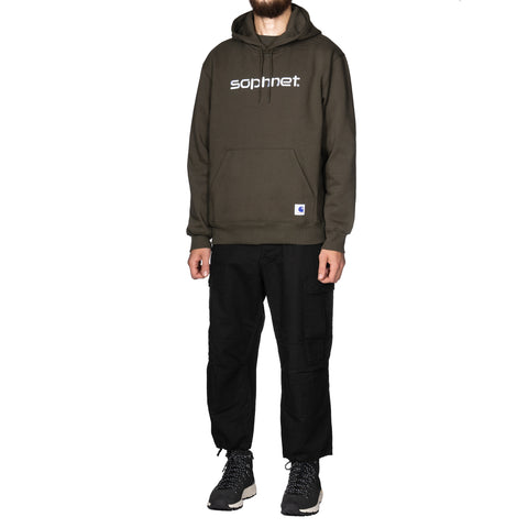 SOPHNET. x Carhartt WIP 20th Hooded Sweater Cypress, Sweaters
