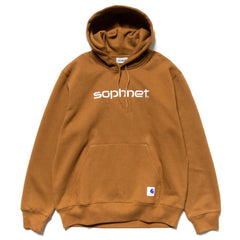 SOPHNET. x Carhartt WIP 20th Hooded Sweater Hamilton Brown, Sweaters