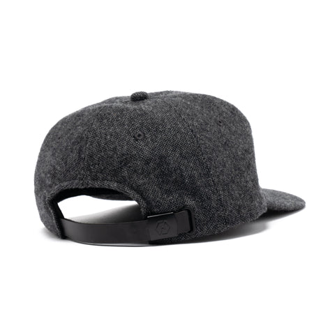 HAVEN Field Cap - CORDURA® Combat Wool Charcoal, Headwear