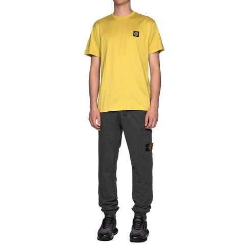 c4cce85ccc7 ... Bottoms Stone Island Cotton Fleece Garment Dyed Fleece Pant Smoke,  Bottoms