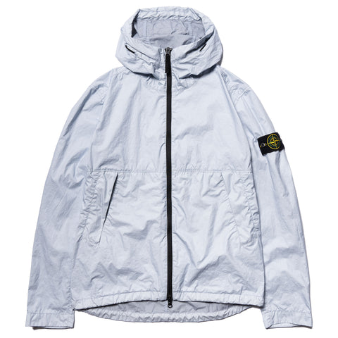 Stone Island Membrana 3L Garment Dyed Hooded Parka Cielo, Outerwear