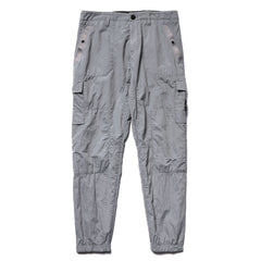 Stone Island Metal Seersucker TC Garment Dyed Pant Polvere, Bottoms