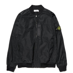 Stone Island Micro Reps Light Bomber Black, Outerwear