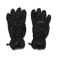 stone island Nylon Metal Garment Dyed Gloves Black
