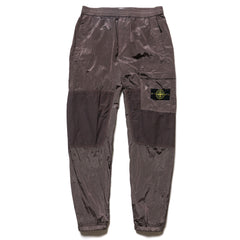 Stone Island Nylon Metal Watro Ripstop Garment Dyed 1 Pocket Pant Pewter, Bottoms