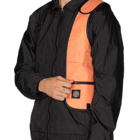 Stone Island Reflective Weave Ripstop-TC Garment Dyed Shooter Holster Orange, Accessories
