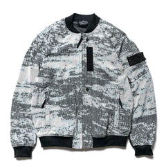 Stone Island Shadow Project DPM Chine MA-1 Jacket Gray, Jackets