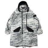 DPM Chine Parka Gray