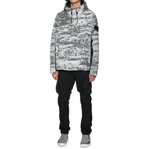 Stone Island Shadow Project DPM Chine Pullover Hooded Jacket Gray, Jackets