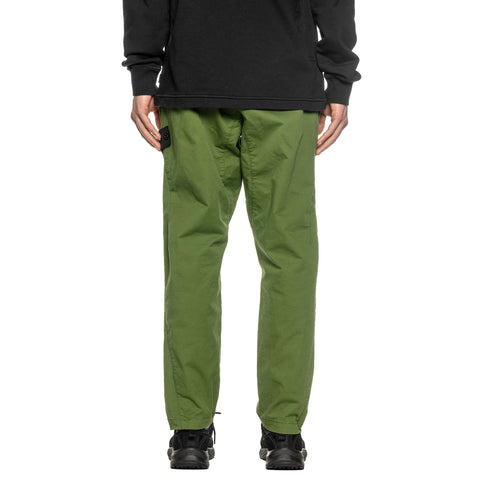 Stone Island Shadow Project Enzyme Treated Comfort Cotton Gabardine Garment Dyed Pant Olive, Bottoms