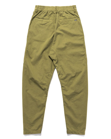 Stone Island Shadow Project Garment Dyed Vent Panel Pants Olive, Bottoms