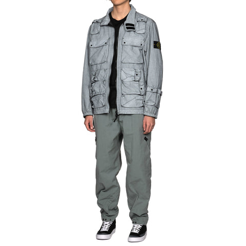 Stone Island Shadow Project Hollow Core Garment Dyed Pant Salvia, Bottoms