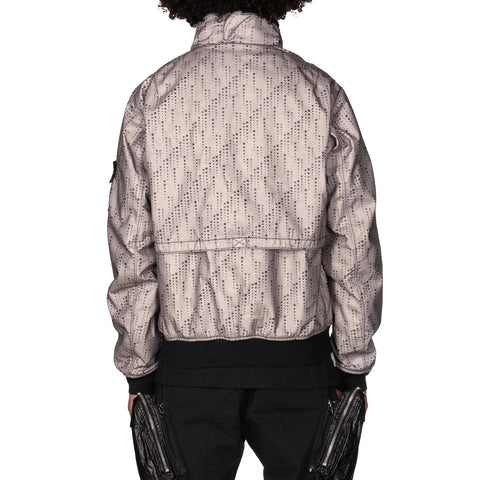 Stone Island Shadow Project Laser Poly-Hide 2L Garment Dyed Jacket Gray, Outerwear