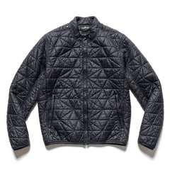 Stone Island Shadow Project Nylon Tela Light Liner Jacket Black, Outerwear
