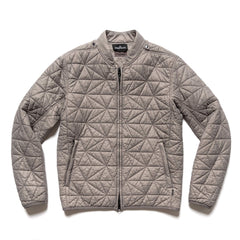 Stone Island Shadow Project Nylon Tela Light Liner Jacket Gray, Outerwear