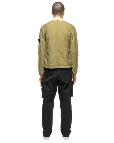 Stone Island Shadow Project Ren Mesh_Single Layer Fabric With Polartec® Alpha® Liner Jacket Olive, Outerwear