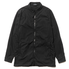 Stone Island Shadow Project Stretch Cotton Nylon Tela Garment Dyed Light Outerwear Jacket Black, Jackets