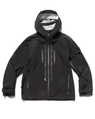 Stone Island Shadow Project Twin Zip GORE-TEX® Shell Black, Outerwear