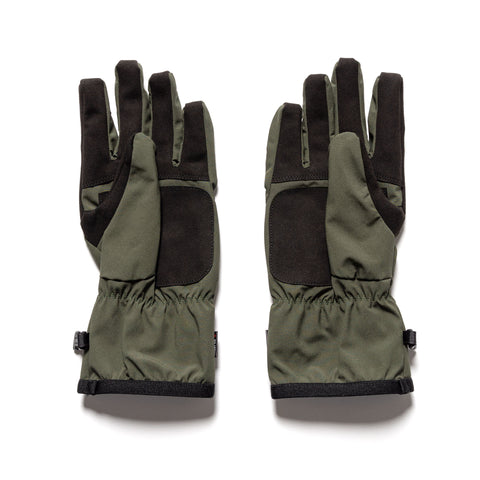 Stone Island Soft Shell-R Glove Muschio, Accessories