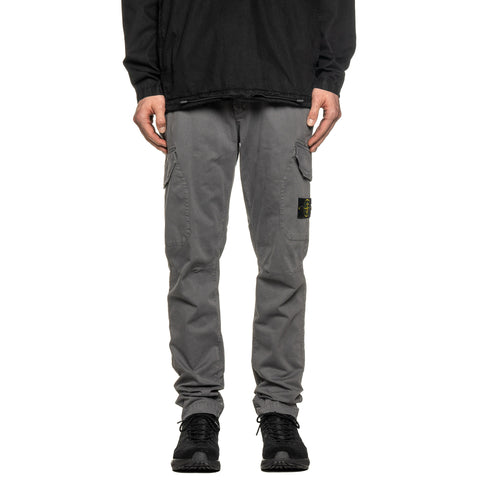 "Stone Island Stretch Broken Twill Garment Dyed ""Old Effect"" Cargo Pant Peltro, Bottoms"